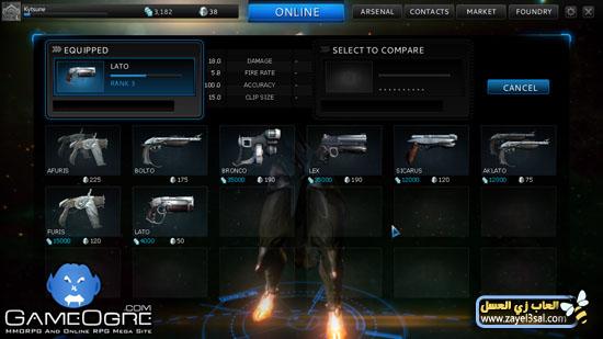 downloadarab Warframe online