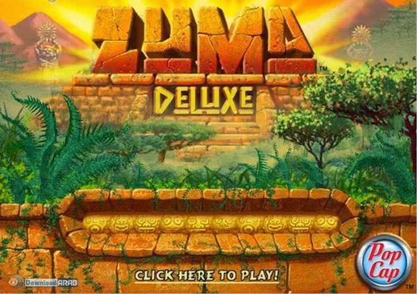 لعبة زوما الأصلية