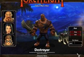 download action games Torchlight game rpg