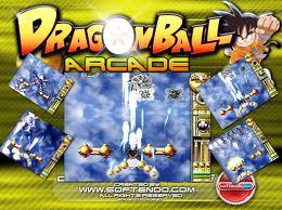 تحميل لعبة Dragon Ball Arcade