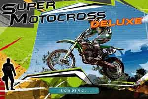 سوبر موتوكروس ديلوكس Super Motocross Deluxe