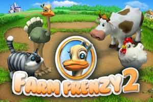 تحميل لعبة Farm Frenzy 2 تنزيل لعبة المزرعة فارم فرنزي 2