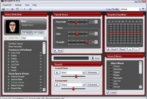 تنزيل برنامج تغير الصوت فى المكالمات والمحادثات الصوتية MorphVOX Pro - Voice Changer