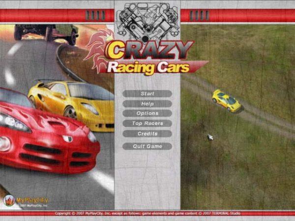 تحميل لعبة السباق Crazy Racing Cars للكمبيوتر