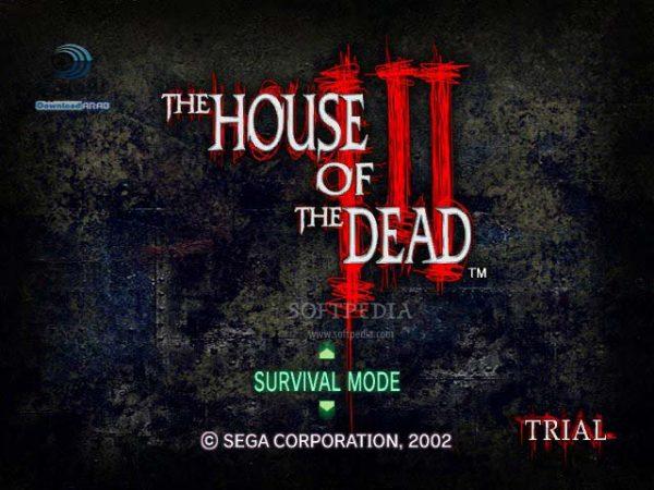 تحميل The House of the Dead 3