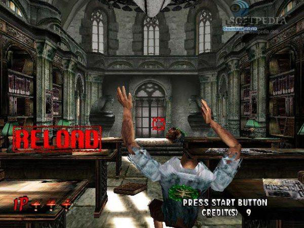 لعبة بيت الرعب 2