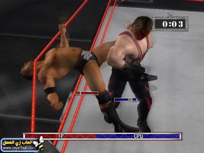 WWE Raw PC