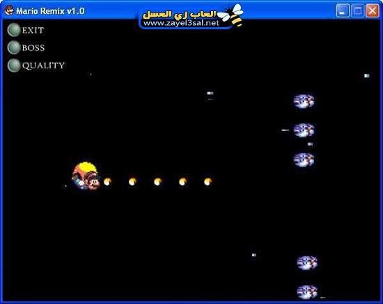 تنزيل لعبة مغامرات ماريو ريمكس Mario Remix مجانا للكمبيوتر