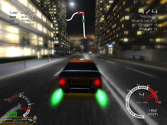 Racers vs Police 2
