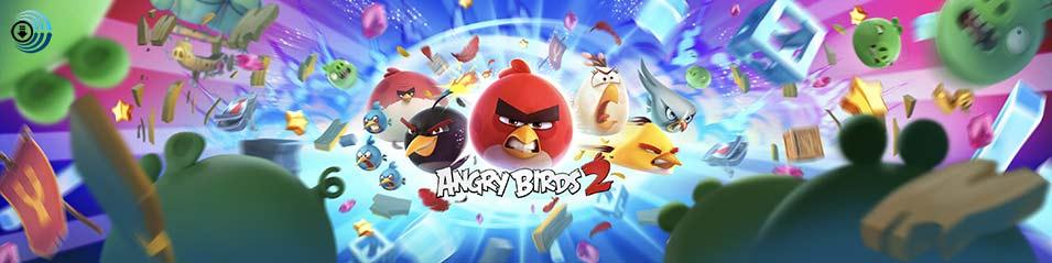 تحميل لعبة الطيور الغاضبة 2