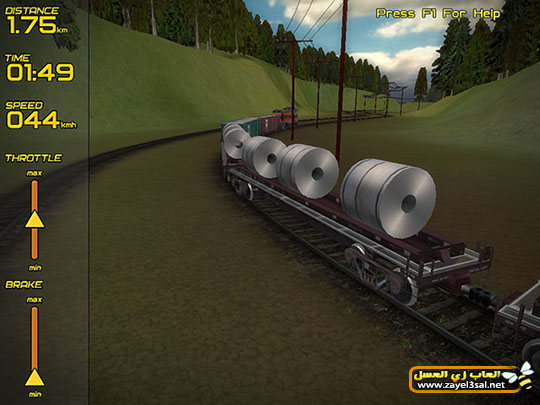 Freight Train Simulator 3d 1