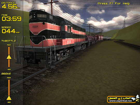 Freight Train Simulator 3d 2