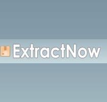 تحميل برنامج اكسترا ناوExtractNow لضغط وفك ضغط الملفات وتصغير حجمها