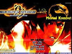 Download King of Fighters vs Mortal Kombat