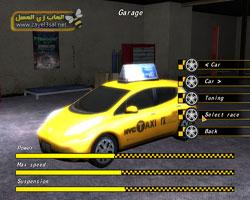 تحميل العاب سباق سيارات, التاكسي المجنون, تحميل لعبة سباق التاكسى المجنون Crazy Taxi Racers مجانا