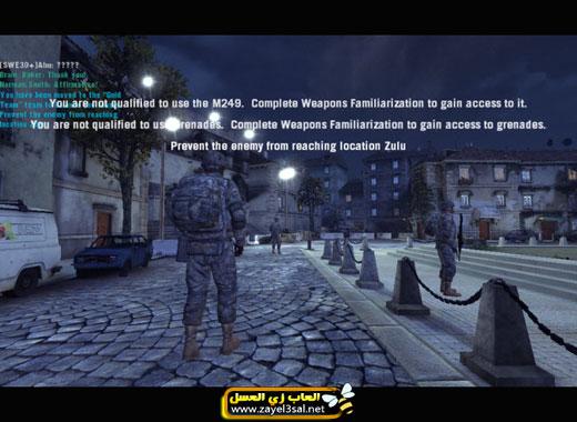 لعبة الجيش الأمريكي America's Army: Proving Grounds كاملة للكمبيوتر