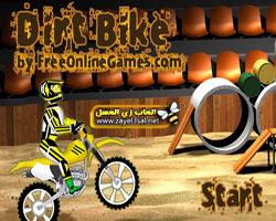 تحميل لعبة قيادة الدراجة Dirt Bike لعبة ذكاء للكمبيوتر والاب توب