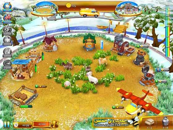 تحميل فارم فرنزي Farm Frenzy 4 لعبة المزرعة للكمبيوتر برابط مباشر