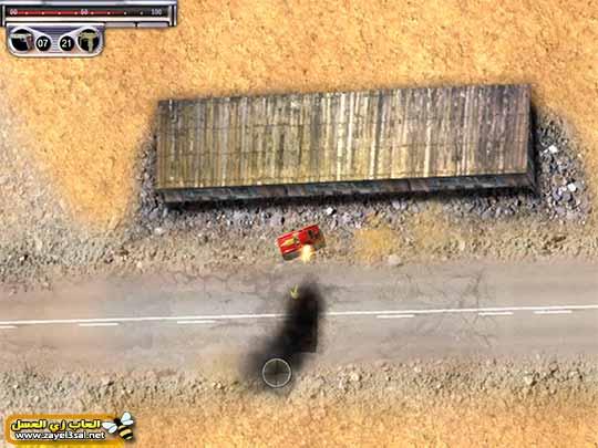 تحميل لعبة حرب السيارات ومطاردة المافيا Mexican Motor Mafia لعبة خفيفة