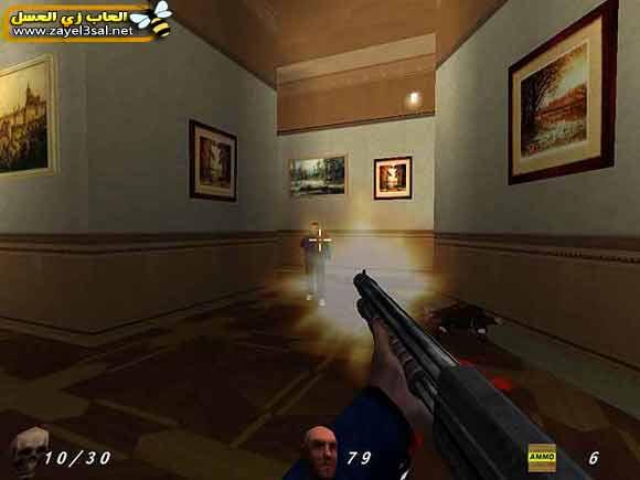 لعبة الاكشن الشرطة وحرب العصابات Cop vs Gangsters للكمبيوتر