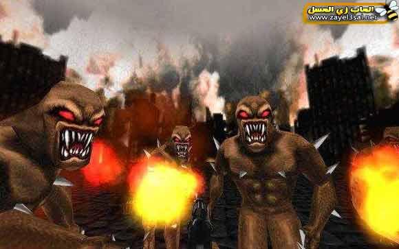 تحميل لعبة رعب واكشن Doomsday Engine كاملة للكمبيوتر