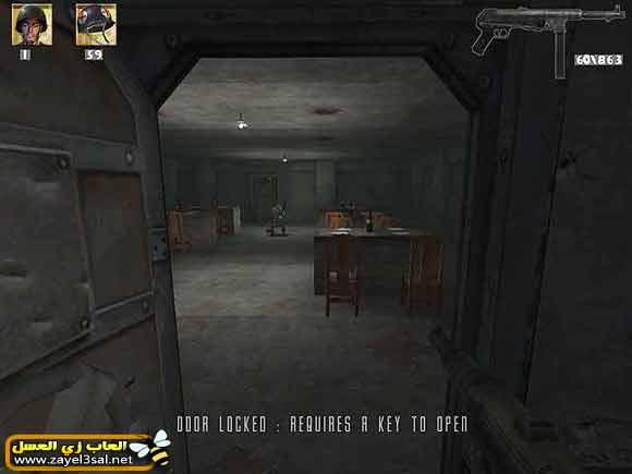 لعبة الاكشن والحرب Operation Ubersoldat كاملة للكمبيوتر