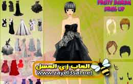 تحميل لعبة تلبيس باربي الجميلة , لعبة بنات خفيفة , download Pretty Barbie Dress Up girl game