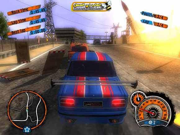 لعبة السيارات Racing Show سباق السيارات الكلاسيكية