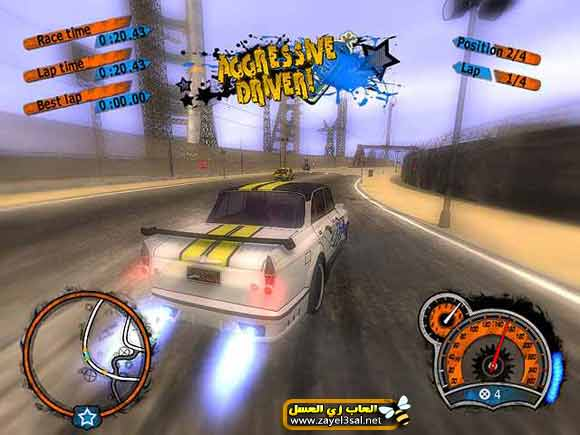 Racing-Show-game-2