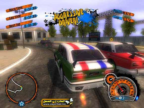 Racing-Show-game-3