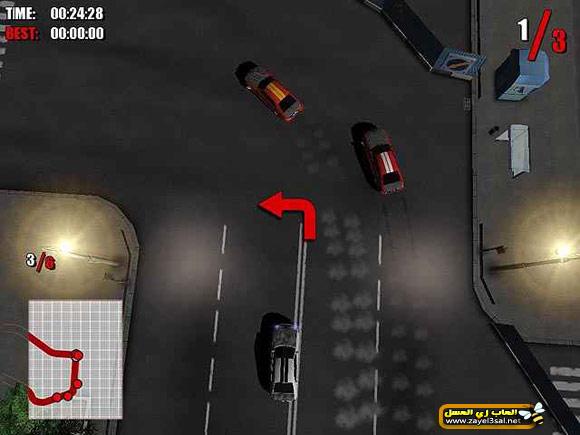 لعبة سباق الشارع Street Racer