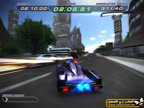لعبة سباق الشرطة السوبر Super Police Racing