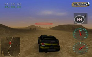 Trigger Rally racing game