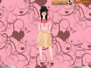 لعبة باربي Barbie Doll Dress Up Game تلبيس الملابس