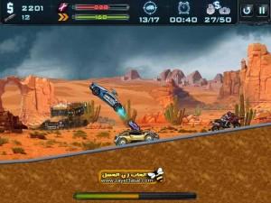 لعبة سباق سيارات و حرب الروبوت , قتال الروبوتات Robo Racing