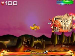 لعبة حرب الطائرات Big Air War كاملة للكمبيوتر