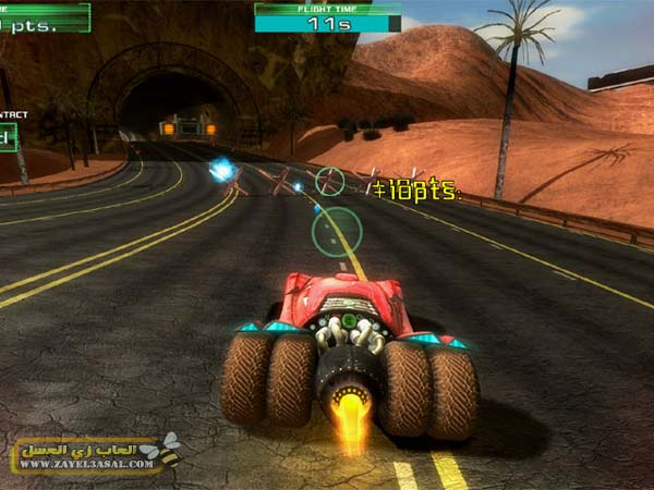 لعبة حرب السيارات كاملة للكمبيوتر برابط مباشر