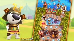 Talking-Tom-Bubble-Shooter-game-2