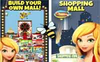 تحميل لعبة تسوق وشراء الملابس Fashion Shopping Mall Dress up لعبة بنات