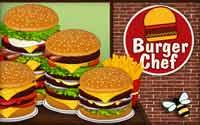 تحميل لعبة طبخ البرجر Burger Chef HD برجر شيف