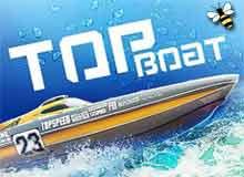 تحميل لعبة محاكاة سباق القوارب Top Boat برابط مباشر للكمبيوتر / اندرويد / ايفون