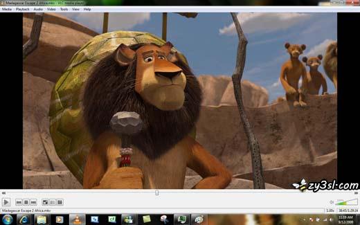 تحميل برنامج تشغيل الفيديو VLC Media Player