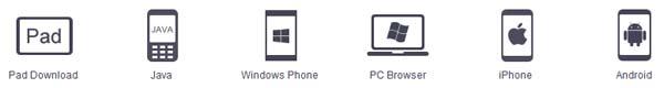 متصفح يوسي UC Browser عربي للأنظمة الأساسية