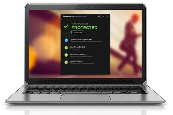 بت ديفندر Bitdefender Antivirus Free Edition 2020 مضاد الفيروسات المجاني