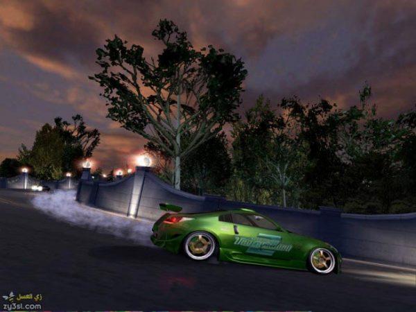 لعبة السيارات
