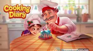 لعبة إدارة المطعم & إدارة المقهى Cooking Diary
