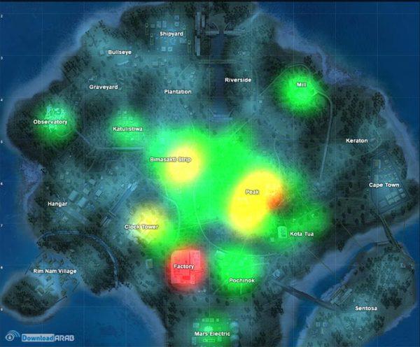 MAP bermuda