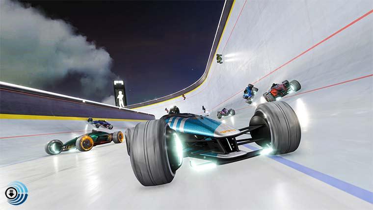 سباق الفورمولا تراكمنيا