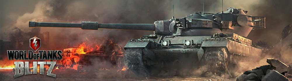 لعبة حرب الدبابات World of Tanks Blitz أون لاين - عالم الدبابات حرب خاطفة علي منصات متعددة